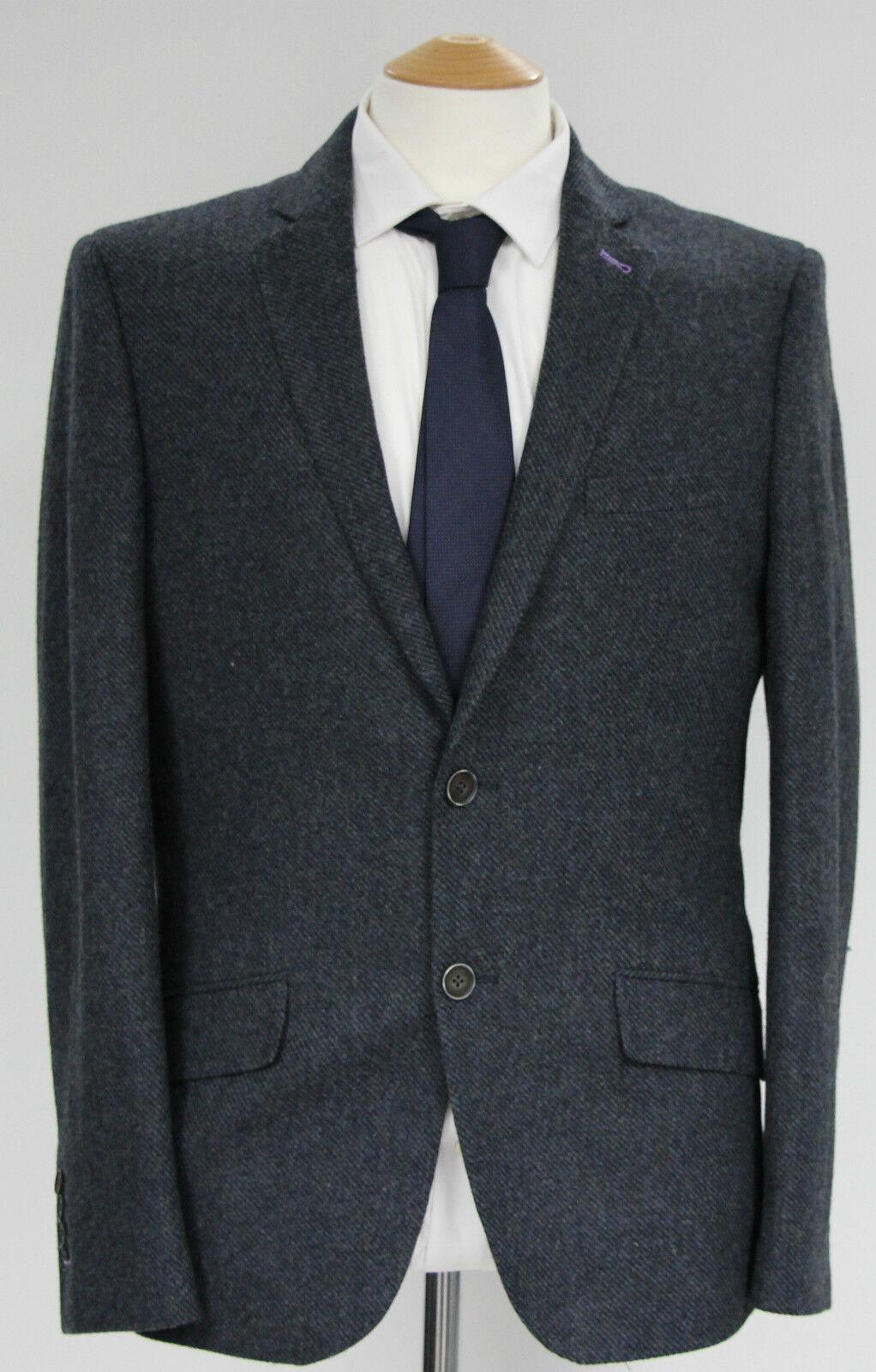 Men's Harry Brown Heritage, Navy Blazer... sample 222