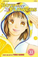 Boys Over Flowers, Vol. 33 (Boys Over Flowers: Hana Yori Dango) by Kamio, Yoko