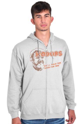 Hold The Door Funny TV Show Fantasy Gift Zipper Sweat Shirt Zip Sweatshirt