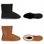 thumbnail 1 - NEW Spendless Mens Freeze Olympus Soft Slipper Comfort Pull On Fluffy Boots