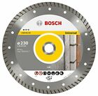 Bosch - Disque Strass Standard Universel Turbo 230x22 23x2 5x10