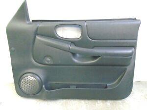 Chevy S10 Pickup Right Door Panel Trim 98 99 00 01 02 03 Manual Window Passenger Ebay