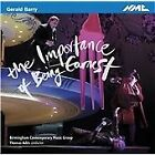 Gerald Barry - : The Importance of Being Earnest (2014)