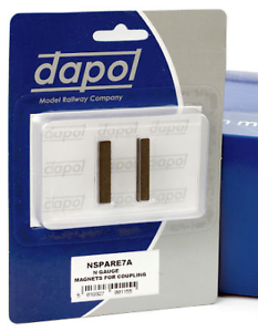 Dapol 2A-000-006 Magnets for Coupling N Gauge