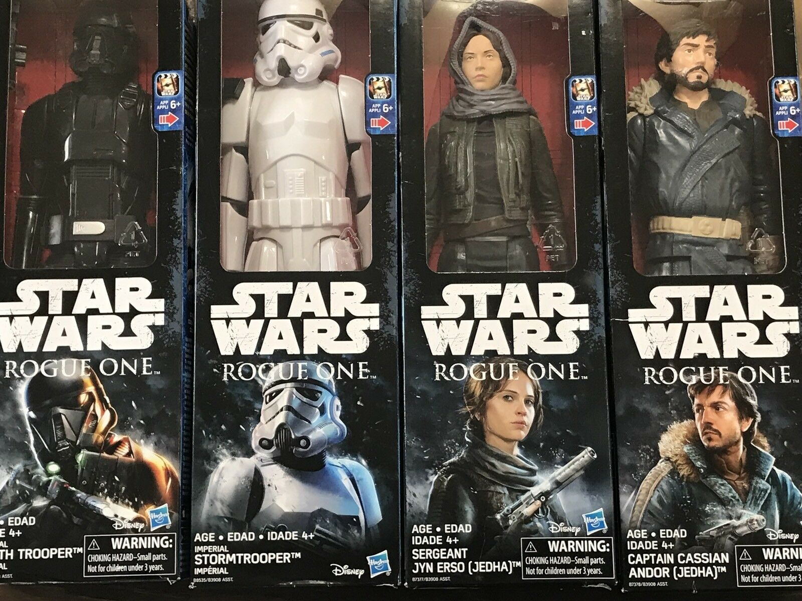 Star Wars Rogue One  12   All 4