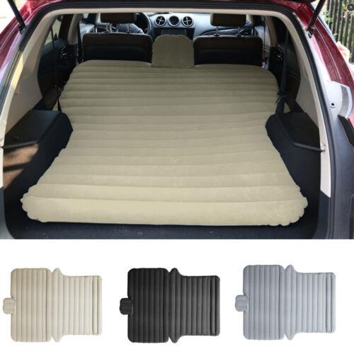 Auto SUV Luftmatratze Sitzkissen für Camping Weiches Bett PVC Matratze mit Pumpe