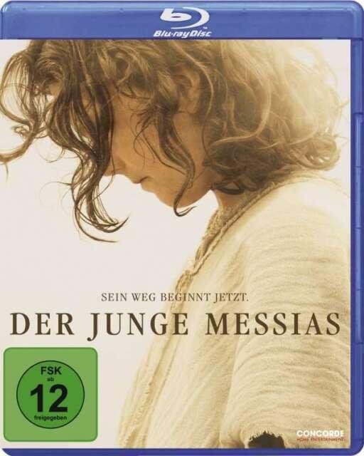 Der junge Messias [Blu-ray/NEU/OVP] um den siebenjährigen Jesus, der mit seinen
