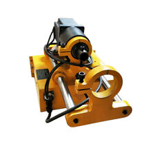 Preasion 110v Xdt50 Mobile Line Boring Machine For 55 260mm Hole50mm Boring Bar
