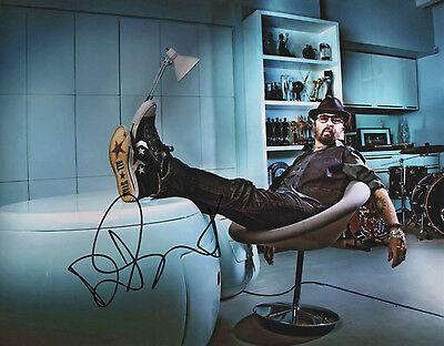 Gfa Eurythmics Guitarist Stewart Signed 8x10 Photo D6 Proof Coa For Fast Shipping David A