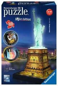 Ravensburger-Puzzle-3D-Tour-Eiffel-lumineuse-NEUF