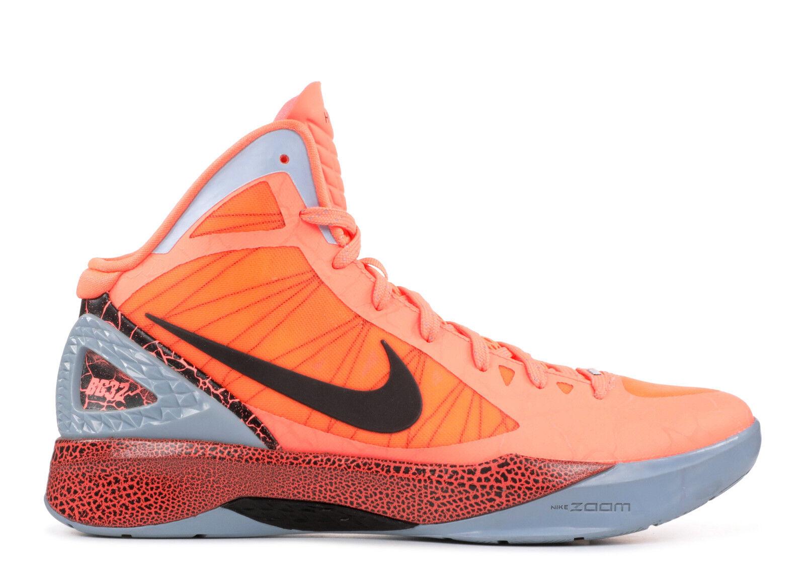 Nike Zoom Hyperdunk 2011 BG Talla 9 Blake Griffin PE Brillante Mango AS 484935-800