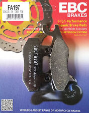 EBC/FA197 Brake Pads (Rear) - Kawasaki Z250SL, EX300 Ninja, Z300, KLR650 E8F/E9F