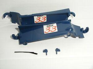 Scalextric-W9081-Blue-33-Maserati-MC12-Accessory-Pack-NEW