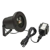 6 Pattern 6 Hr Timer 12v Adapter Laser Light With Red/green Led Lights
