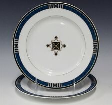 (2) WEDGWOOD Embassy Collection KENYON Pattern - Salad / Dessert Plate 8.25""