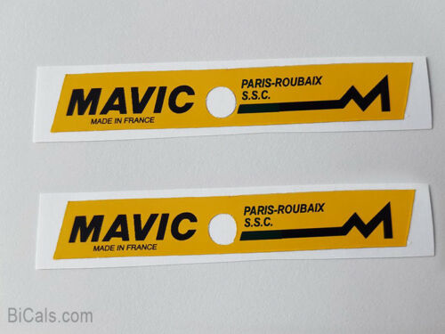silk screen decal sticker for rims free shipping MAVIC Paris-Roubaix S.S.C