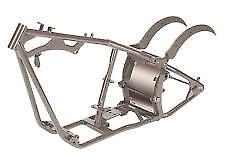 Ultima-200-Series-Softail-Frame-w-Radius-Struts-34-Deg-Rake-amp-2-034-Stretch