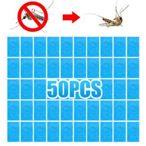 50Pcs-Strong-Mosquito-Repellent-Tablets-Insect-Killer-No-Toxic-Pest-Bite-Mats