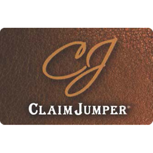Claim-Jumper-Gift-Card-25-Value-Only-22-00-Free-Shipping