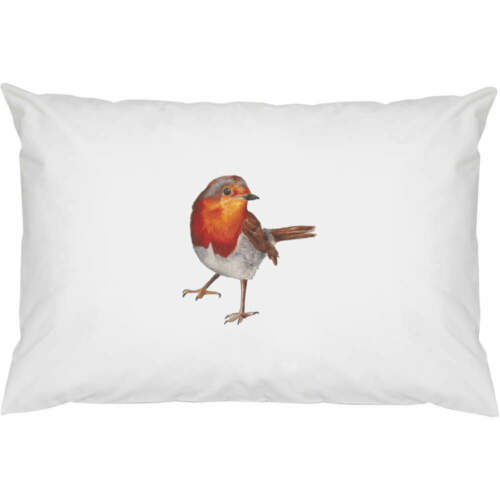 PW00017700 2 x /'Robin/' Cotton Pillow Cases
