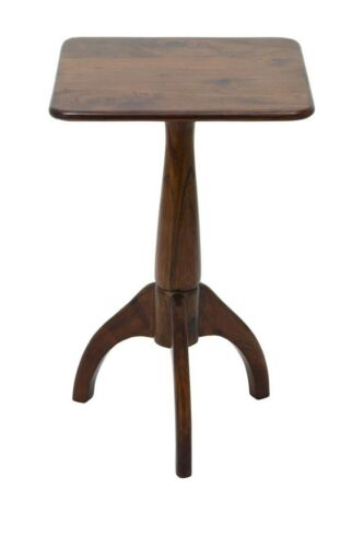 """NEW 16/""""W x 25/""""H Urban Designs Traditional Wood Square Accent Side Table"""