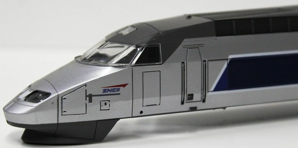mas barato Caja Cocherocería Repuesto Repuesto Repuesto Tren Tgv Lima Made IN  París-milán SNCF  barato