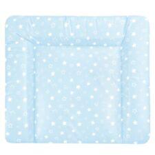 Z/öllner Wickelauflage Softy Folie Sterne blau 75x85