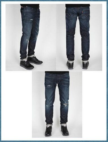 Nice LEVIS VINTAGE CLOTHING 1955 501 XX JEANS big E Nudie NWT/$325 supplier