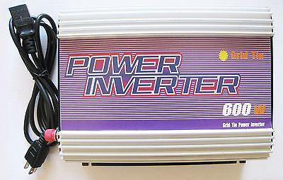 600W 500W 300W 250W Solar Grid Tie Power Inverter Wind Grid Tie Power Inverter