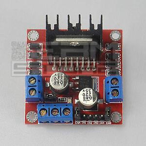 Scheda L298 per motori passo passo modulo stepper per arduino/pic - ART. CO01