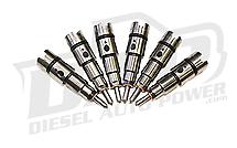 DAP 50HP Performance Injectors 7x0.008 SAC EDM Only 98.5-02 Dodge 5.9L 24Valve