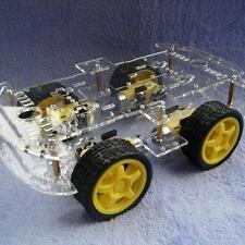 Kits 4WD chasis del coche con Magnetospeed codificador para Arduino