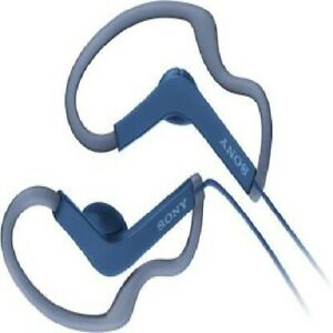 Details about Sony MDR-AS210 Open-Ear Active Deep Extra Bass Sports  Headphones (Blue, On Ear)