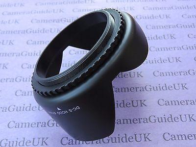 Universal Gegenlichtblende 58mm für Sigma 70-300 mm f//4.0-5.6 DG