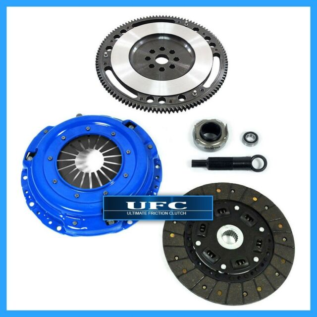 UF STAGE 2 CLUTCH KIT & CHROMOLY RACE FLYWHEEL For 1992-93