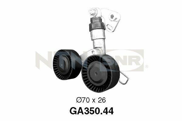 SNR Spannrolle, Keilrippenriemen GA350.44 für BMW