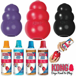 KONG-Dog-Toy-Classic-Senior-Extreme-Natural-Rubber-Strong-Tough-Stuffing-Pastes