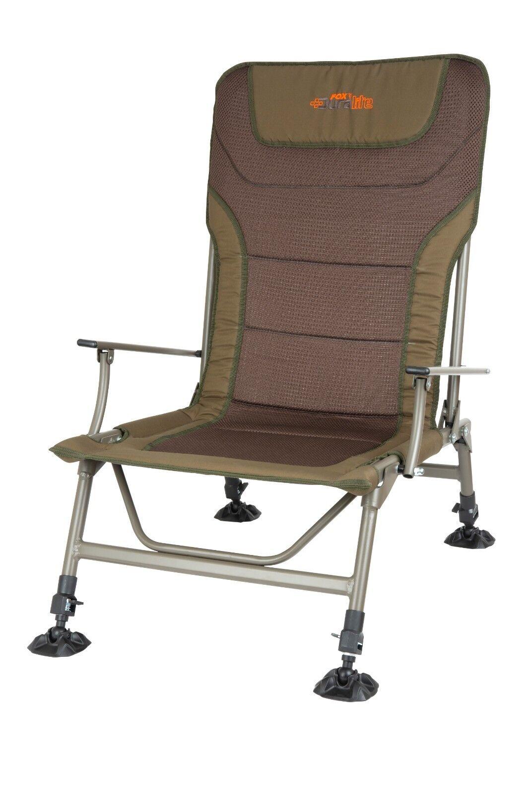 Fox Carp Fishing XL DuraLite Chair