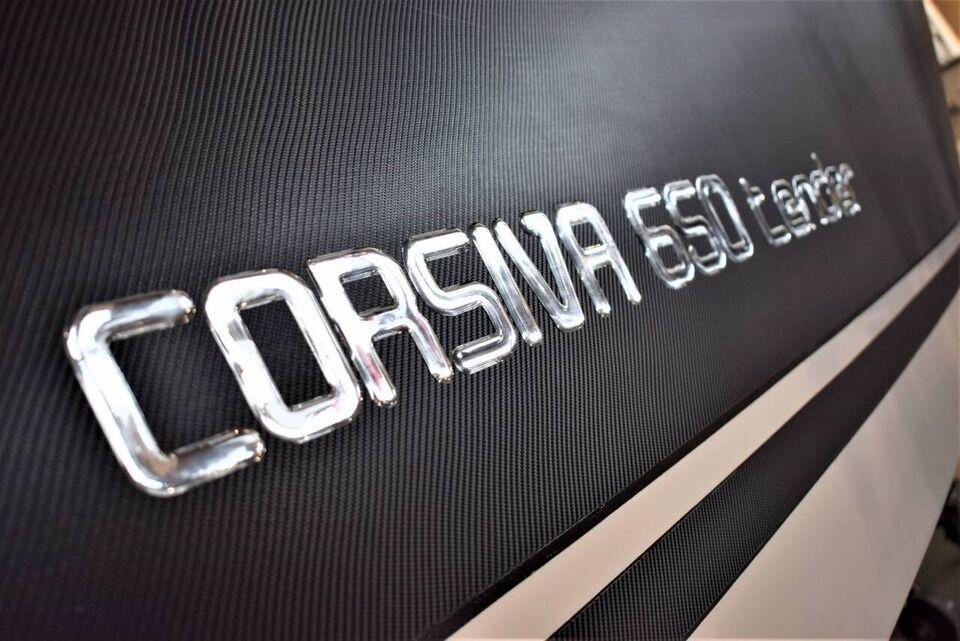 Corsiva 650 Tender LIMITED - 40 HK..., Motorbåd, årg. 2022