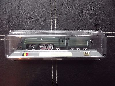 Analitico Del Prado N Gauge Boxed Model Train - Sncb Class 12. Belgium.