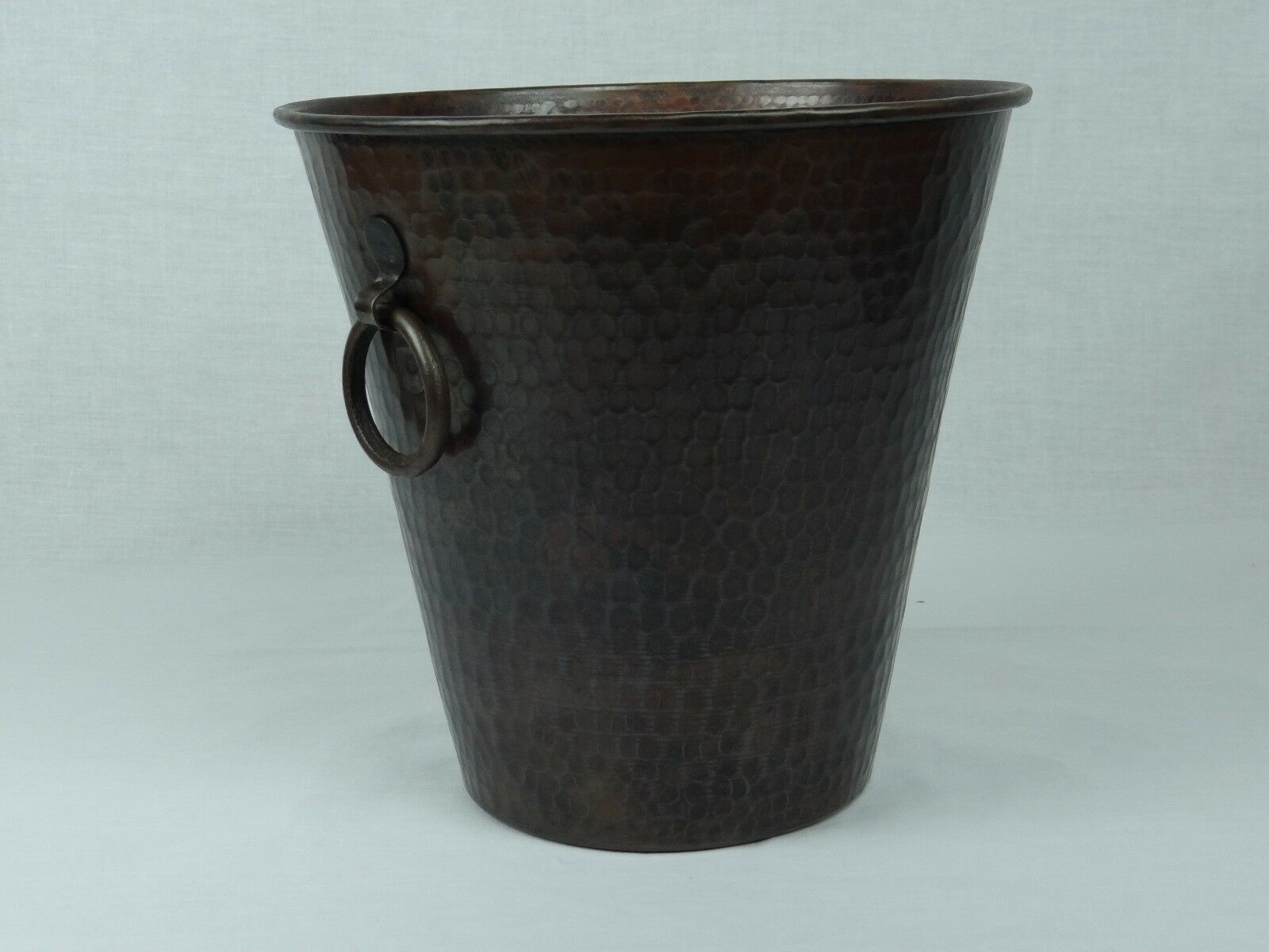 COPPER HAND MADE WINE COOLER