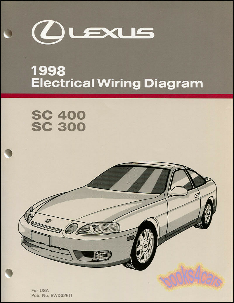 Miraculous Shop Sc400 Sc300 Electrical Wiring Diagram 1998 Schematic Sc 400 Wiring Database Wedabyuccorg