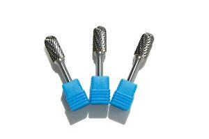 Fresas-rotativa-de-metal-duro-y-dentado-cruzado-punta-redonda-M12-3-unidades