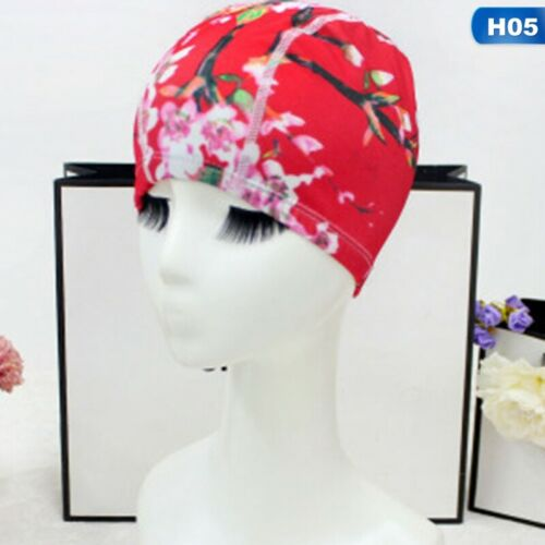 Unisex Adult Swimming Cap Hat Mens Womens Pool Sea Nylon Hat Colored Cup~~ lskn