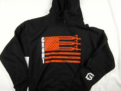 Grunt Company Flag men's pullover hoodie USMC USA Military Infantry