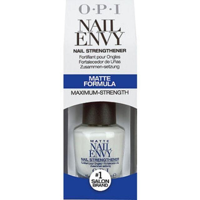 Opi Nail Envy Matte Strengthener 15ml