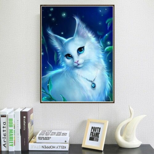 DIY 5D Diamond Painting Kit Pasted Paint by Number Home Decor Wall Sticker A060