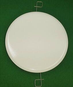 150mm Aluminium Ceiling Hole Cover Blanking Plate Satin White Australian Made Ebay