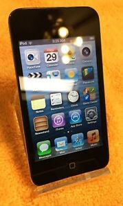 Apple-iPod-Touch-4th-Generation-8GB-16GB-32GB-64GB-Black