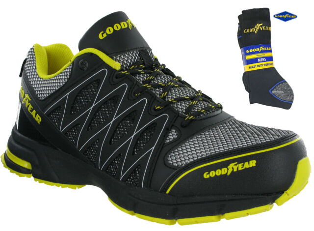 Goodyear Safety Trainers Composite Toe